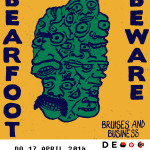 17apr bearfoot